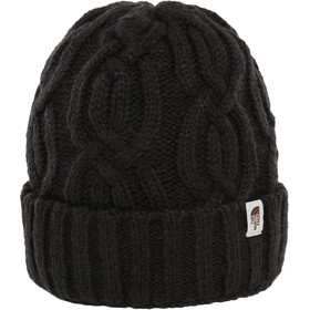 The North Face Cable Minna Bonnet Femme, tnf black